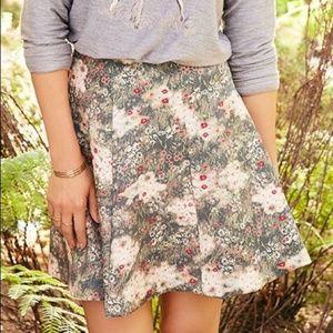 LC Lauren Conrad Bambi Skirt Small Disney Skater